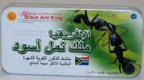 Африканський цар чорних мурашок Africa Black Ant King препарат для потенції 7trav, фото 2