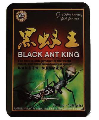КОРОЛЕВСКИЙ ЧЕРНЫЙ МУРАВЕЙ BLACK ANT KING для потенции, фото 2