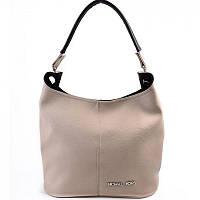 Женская сумка-мешок на плечо из кожзама   М129-66/40