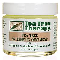 Антисептическая Мазь с Маслом Чайного Дерева, 57 грамм *