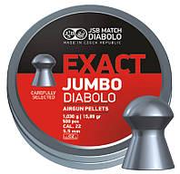 Пули JSB Jumbo Exact 500 шт  кал.5.52 1,03 гр