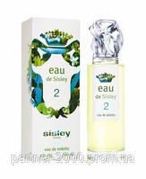 "Sisley ""Eau de Sisley 2"" 100ml (Женская Туалетная Вода) Женская парфюмерия"