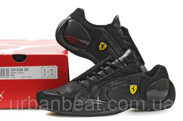 Мужские кроссовки Puma Ferrari Trionfo LO GT  продажа, цена в ... 0569f539bbd