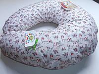Поддерживающая подушка для кормления  ( с наволочкой)