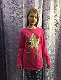 Подростковый реглан для девочки 140/146,158/164 см, фото 3