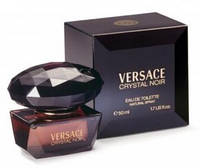 "Versace ""Crystal Noir"" 90 ml (Женская Туалетная Вода) (Люкс) Женская парфюмерия"