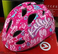 Велошолом дитячий BUGGIE M 52-56 см рожевий ( 99004045) KLS