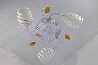 Люстра потолочная на 3 лампочки YR-8517/3