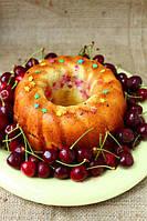 Пончик с сушеными фруктами