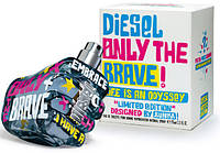 Мужская парфюмерия Diesel Only The Brave Life is an Odyssey