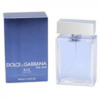 """Мужская парфюмерия Dolce & Gabbana """"The One For Men Blue"""" 100ml (Мужская туалетная вода)"""