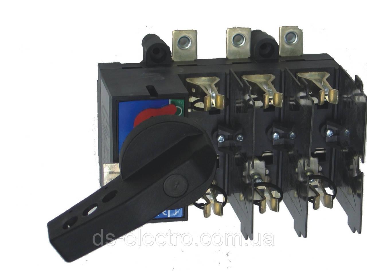 Разъединители нагрузки  LAF под предохранители (LAF/R - рукоятка на корпусе, LAF/D - выносная рукоятка), ETI,