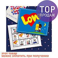 Шоколадный набор Love is (100 г) / оригинальный подарок