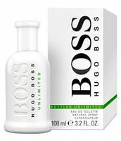 Туалетная вода Hugo Boss Bottled Unlimited edt 100 ml туалетная вода - Мужская парфюмерия
