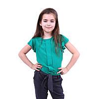 Блуза Avrora (зеленая)