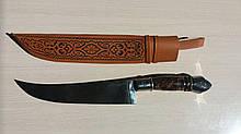 Узбекский нож с рукоятью из кости