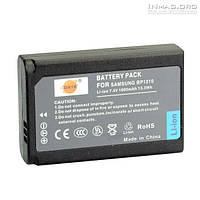 Аккумулятор для фотоаппарата Samsung BP1310, 1800 mAh.