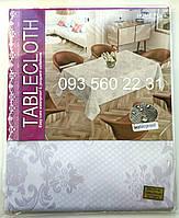 Скатерть тефлоновая однотонная 120х150 Home Plus (STF01)