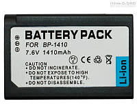 Аккумулятор для Samsung BP1410, Li-ion, 1410 mAh