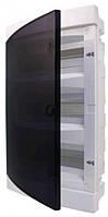 Щит внутренний распределительный ECМ 8PT (8 модулей прозрачная дверь), 1101010