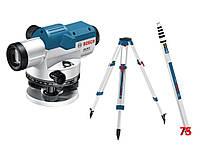 Оптический нивелир BOSCH GOL 20 D Professional Set