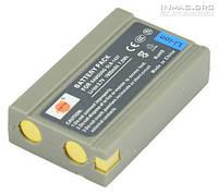 Аккумулятор для фотоаппарата Samsung SLB-1437, 1900 mAh.