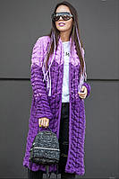 Красивый кардиган женский вязаный Aziya универсальный в расцветках, фото 1