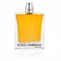 ТЕСТЕР Dolce and Gabbana D&G The One  Мужская парфюмерия