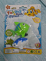 Водоплавающая игрушка заводная, 2 шт, рыбки