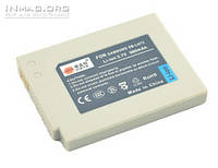Аккумулятор для фотоаппарата Samsung SB-LH73, 980 mAh.