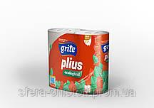 Туалетная бумага Grite Plius Ecological 4 шт