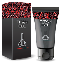 Комплекс Titan Gel крем для увеличения члена (крем XXL Power Life в подарок)