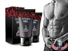 Комплекс Titan Gel крем для збільшення члена (крем XXL Power Life в подарунок), фото 2