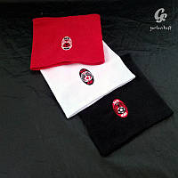 Горловик Заря Тренеровочный (белый,черный,красный)