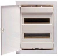 Щит внутренний распределительный ECМ 24PO (24 модуля белая дверь), 1101016