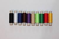Нить швейная цветная №40 (120 метров).