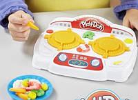 Игровой набор пластилин Плей До Веселая кухня Hasbro