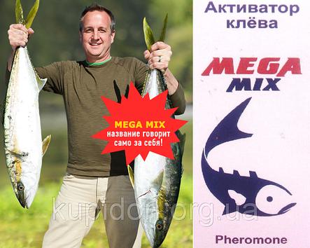 Mega Mix - активатор клёва с феромонами (Мега Микс), фото 2
