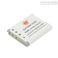 Аккумулятор JVC BN-VG212U, 1700mAh