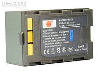Аккумулятор JVC BN-V312 / 306, 1400mAh