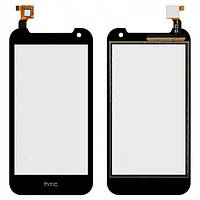 Сенсор (тачскрин) для HTC 310 Desire черный Оригинал