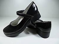 Туфли школьные для девочек Солнце Размер: 30-37