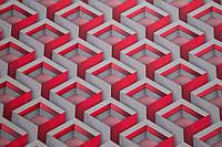 Обои, крупный рисунок, обои 3D на стену, винил на флизелине, горячего тиснения, 7450-54, 1,06х10м