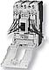 Авт. выключатель ETIBREAK EB2S (250LA-16kA; с регулируемым тепловым и электромагнитным), ETI,, фото 2