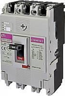 Авт. выключатель ETIBREAK EB2S (160LF-16kA; 160SF-25kA), ETI,