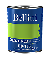 """Эмаль алкидная ПФ-115 """"Bellini"""""""
