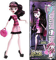 Скариж Город Страхов Кукла Дракулаура, Monster High Scaris City of Frights Draculaura