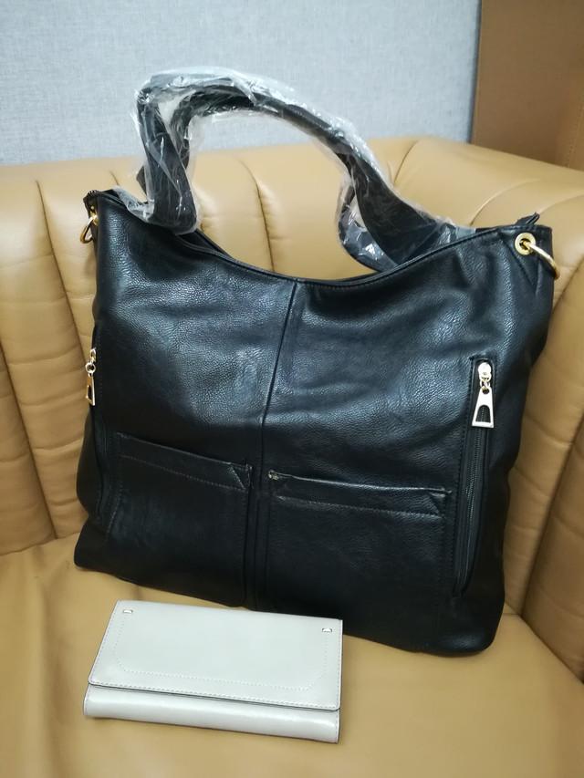 Вертикальная женская сумка
