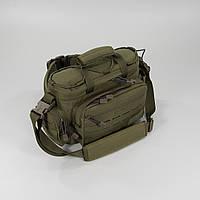 Сумка тактическая Direct Action® Foxtrot® Waist Bag - Олива