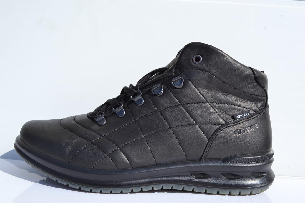 Ботинки Grisport 43025 чер. made in Italy